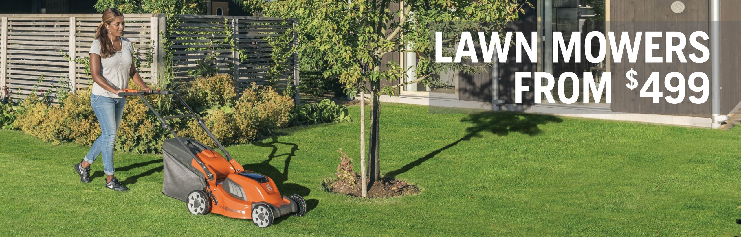 Spring 2020 - Lawn mowers